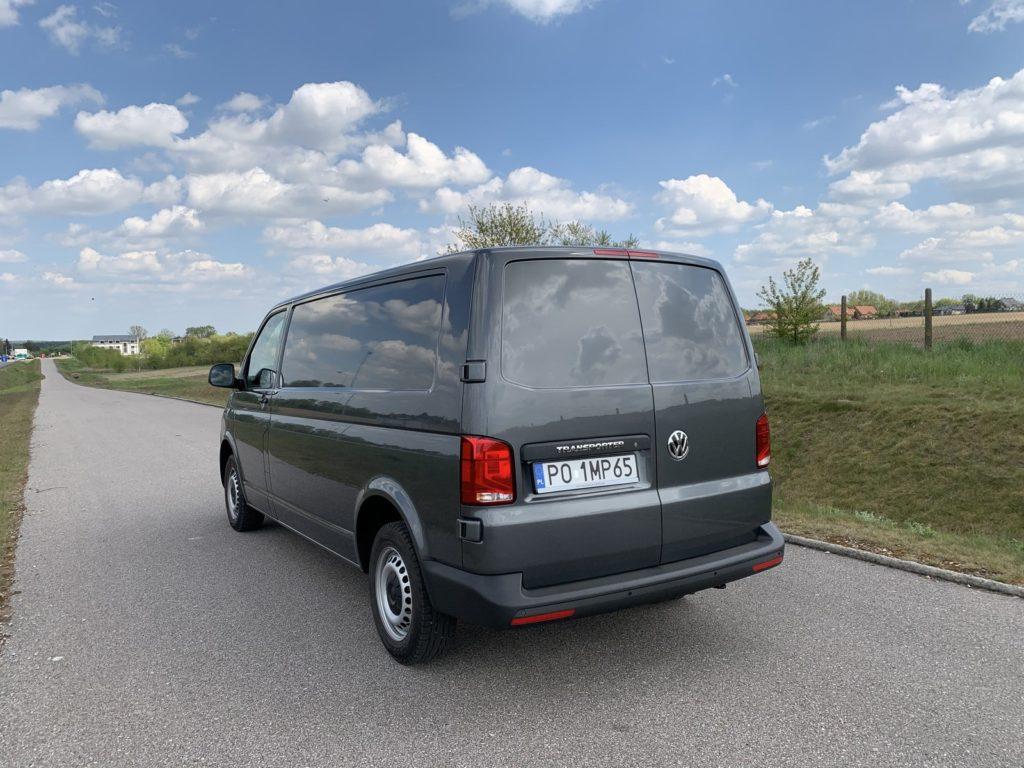 Volkswagen Transporter 18 1024x768 Test: Volkswagen Transporter   zakładamy firmę!