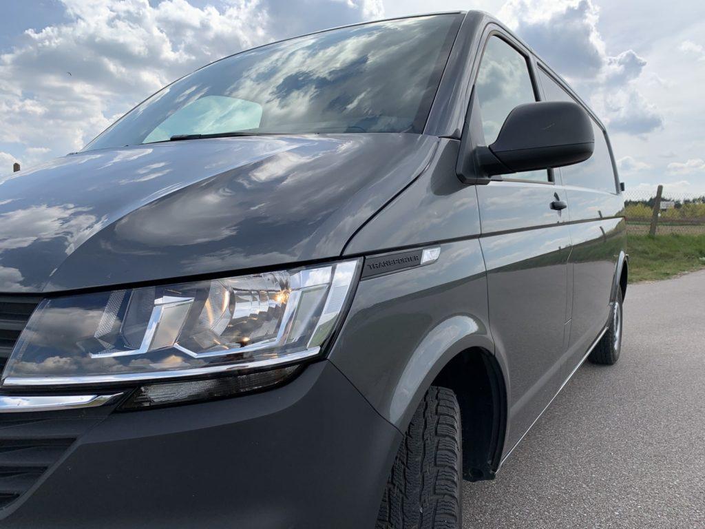Volkswagen Transporter 21 1024x768 Test: Volkswagen Transporter   zakładamy firmę!