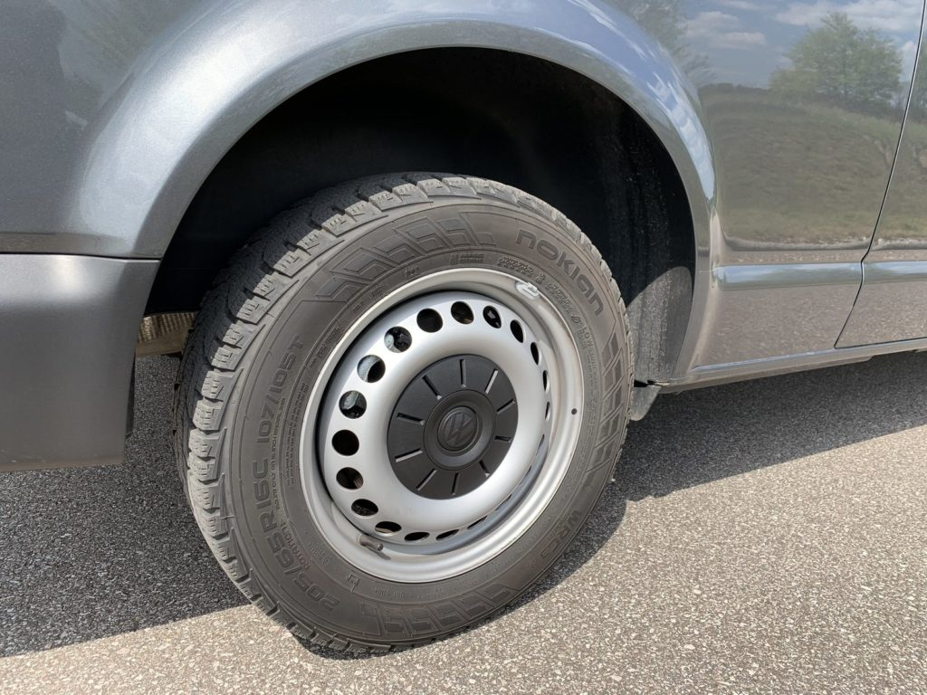 Volkswagen Transporter 39 1024x768 Test: Volkswagen Transporter   zakładamy firmę!