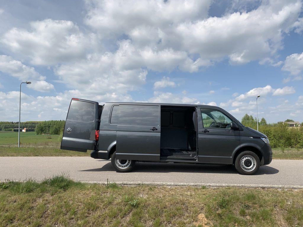Volkswagen Transporter 4 1024x768 Test: Volkswagen Transporter   zakładamy firmę!