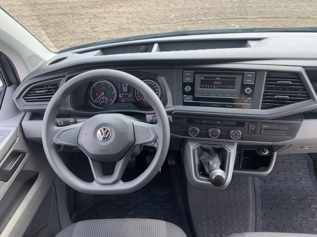 Volkswagen Transporter 40 1024x768 Test: Volkswagen Transporter   zakładamy firmę!
