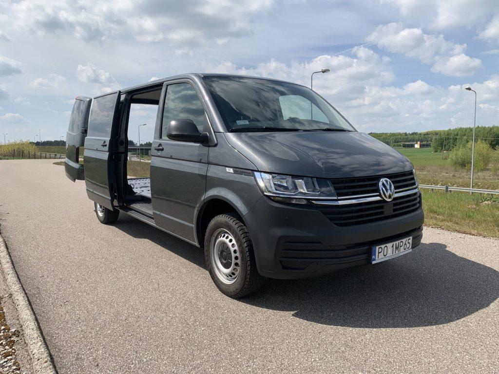 Volkswagen Transporter 5 1024x768 Test: Volkswagen Transporter   zakładamy firmę!