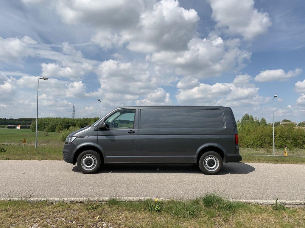 Volkswagen Transporter 7 1024x768 Test: Volkswagen Transporter   zakładamy firmę!