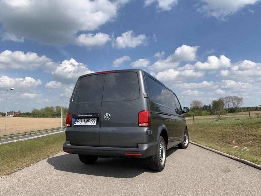 Volkswagen Transporter 8 1024x768 Test: Volkswagen Transporter   zakładamy firmę!