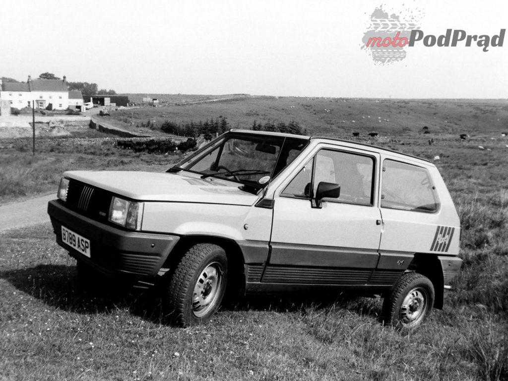 %name Fura na weekend: Fiat Panda I