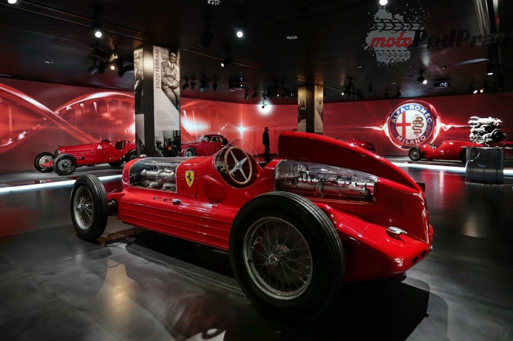 12 AR museum  Speed  twin engined 1024x682 Alfa Romeo ma już 110 lat!