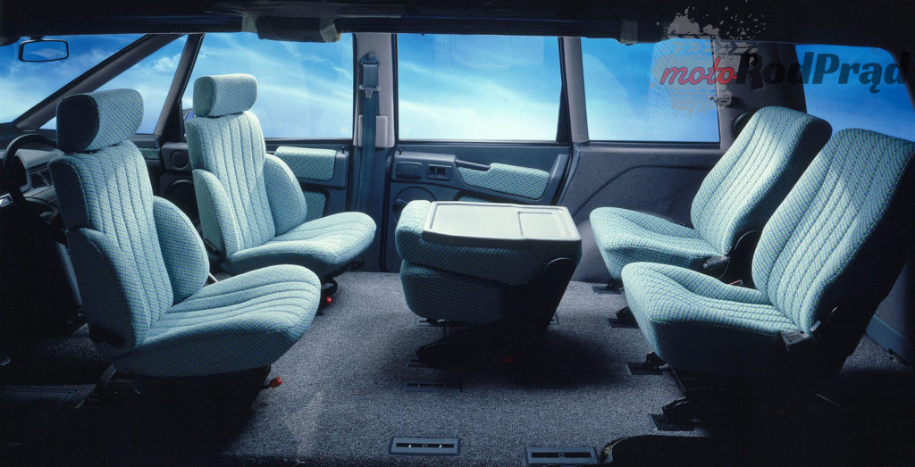 1984 Renault Espace I Interior 01 1024x523 Fura na weekend   Renault Espace J11