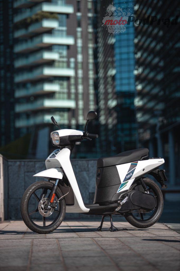 Askoll NGS2 1 682x1024 Askoll NGS   nowy elektryczny skuter prosto z Włoch