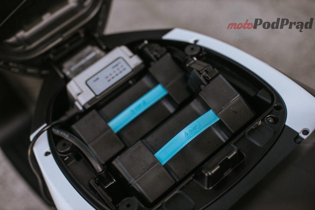 Askoll NGS 3 1024x682 Askoll NGS   nowy elektryczny skuter prosto z Włoch