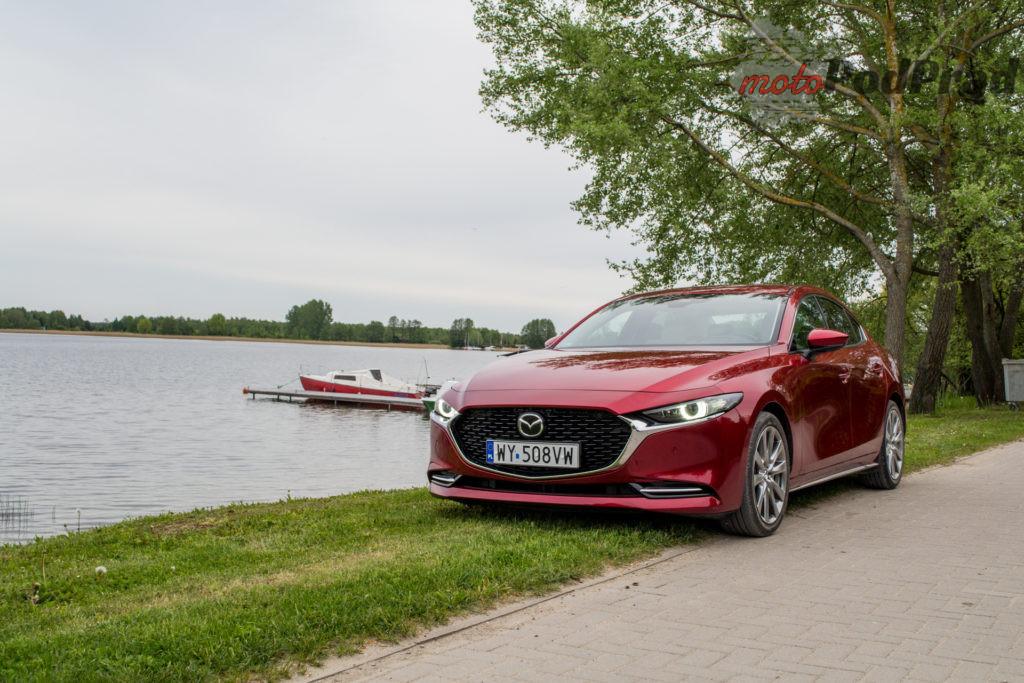 DSC 4285 1024x683 Test: Mazda 3 sedan Skyactiv X   kompakt bliski ideału