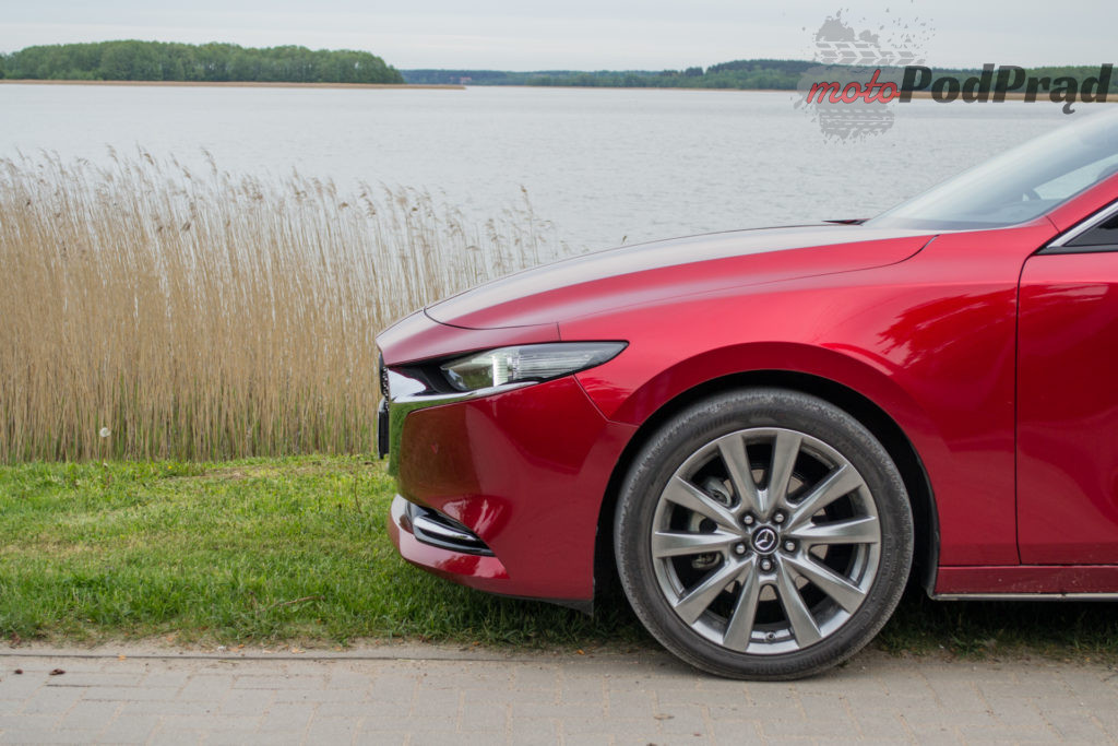 DSC 4287 1024x683 Test: Mazda 3 sedan Skyactiv X   kompakt bliski ideału