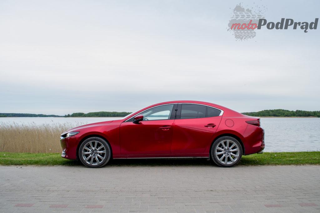 DSC 4289 1024x683 Test: Mazda 3 sedan Skyactiv X   kompakt bliski ideału