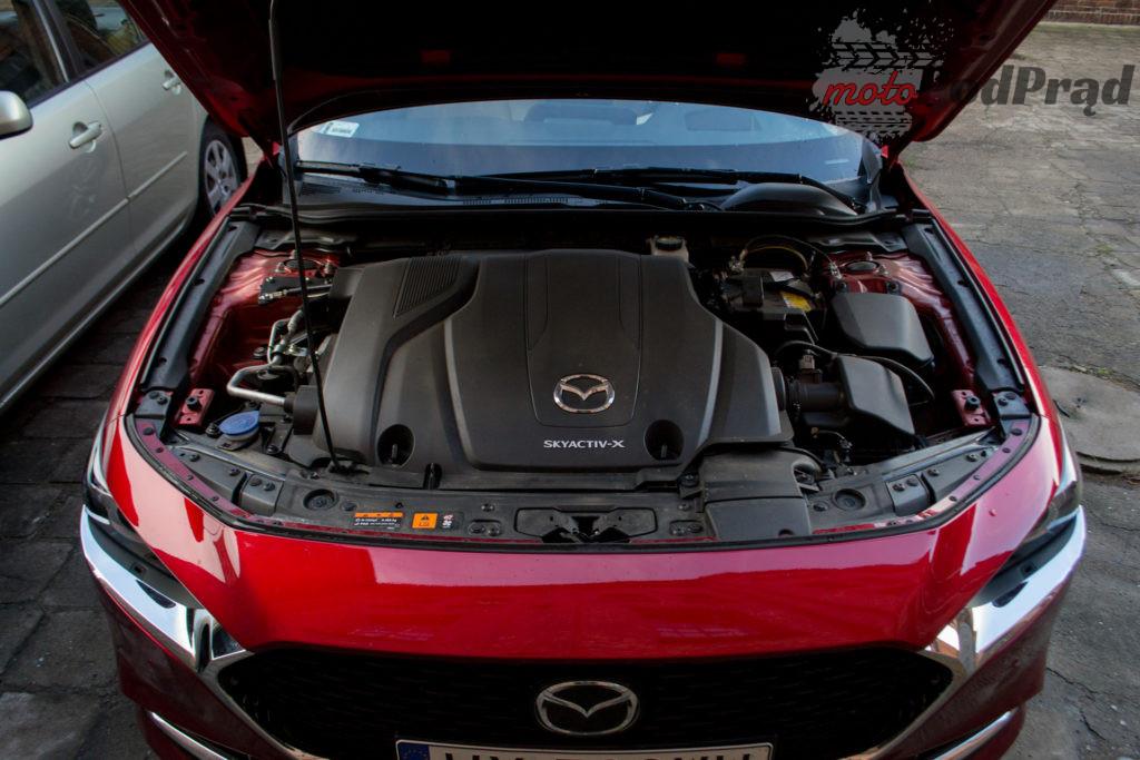 DSC 4316 1024x683 Test: Mazda 3 sedan Skyactiv X   kompakt bliski ideału