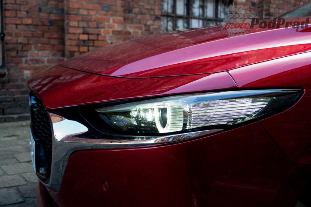 DSC 4327 1024x683 Test: Mazda 3 sedan Skyactiv X   kompakt bliski ideału