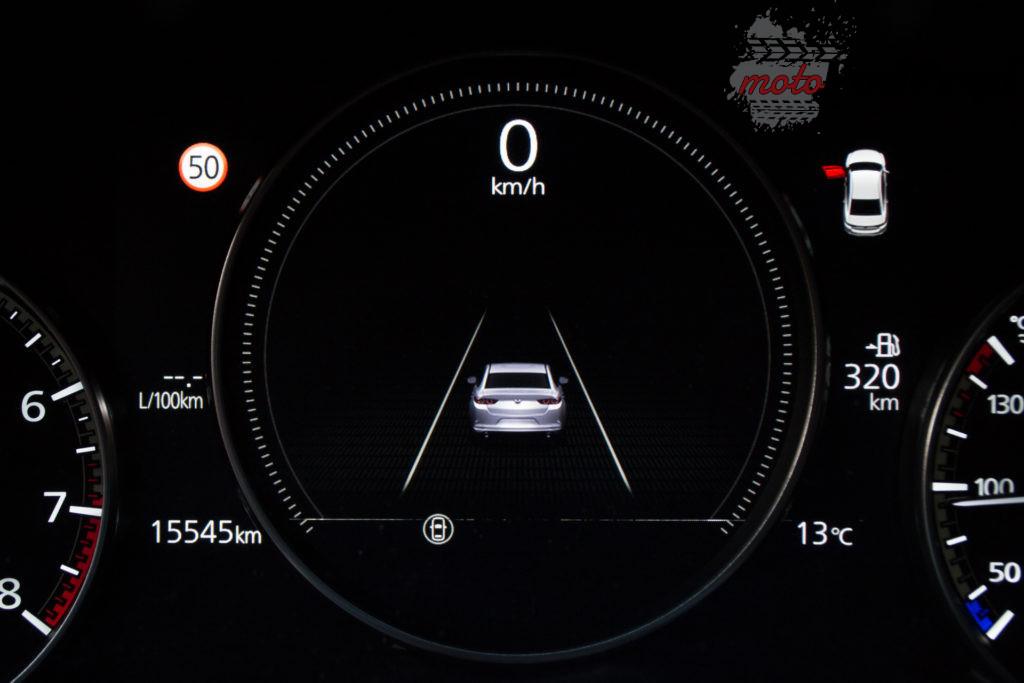 DSC 4335 1024x683 Test: Mazda 3 sedan Skyactiv X   kompakt bliski ideału