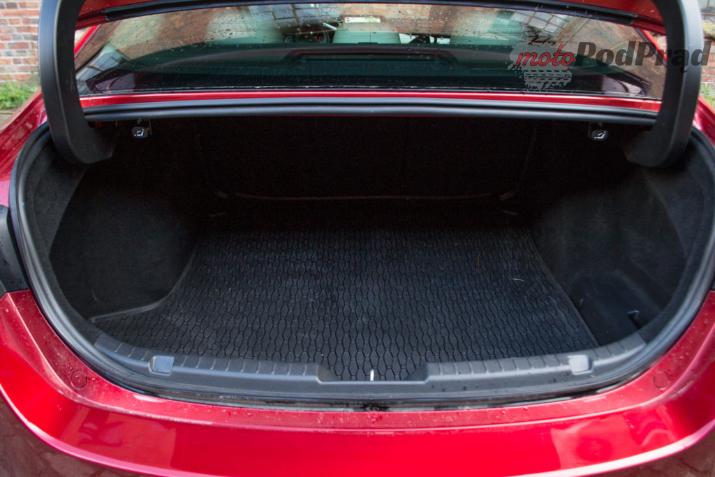 DSC 4347 1024x683 Test: Mazda 3 sedan Skyactiv X   kompakt bliski ideału