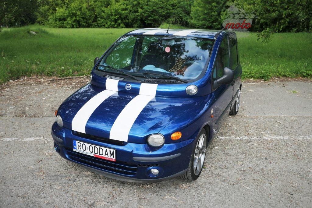 Fiat Multipla 16 1024x683 Odkryj z nami auto: Fiat Multipla