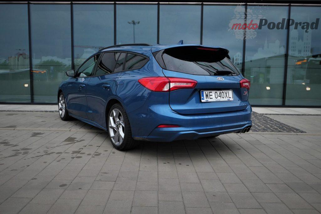Focus ST diesel 20 1024x684 Test: Ford Focus ST   wysokoprężny hothatch w kombi