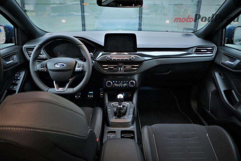 Focus ST diesel 26 1024x683 Test: Ford Focus ST   wysokoprężny hothatch w kombi