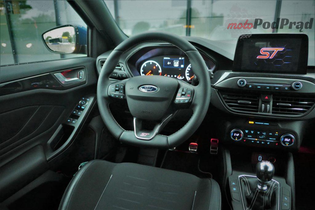 Focus ST diesel 27 1024x683 Test: Ford Focus ST   wysokoprężny hothatch w kombi