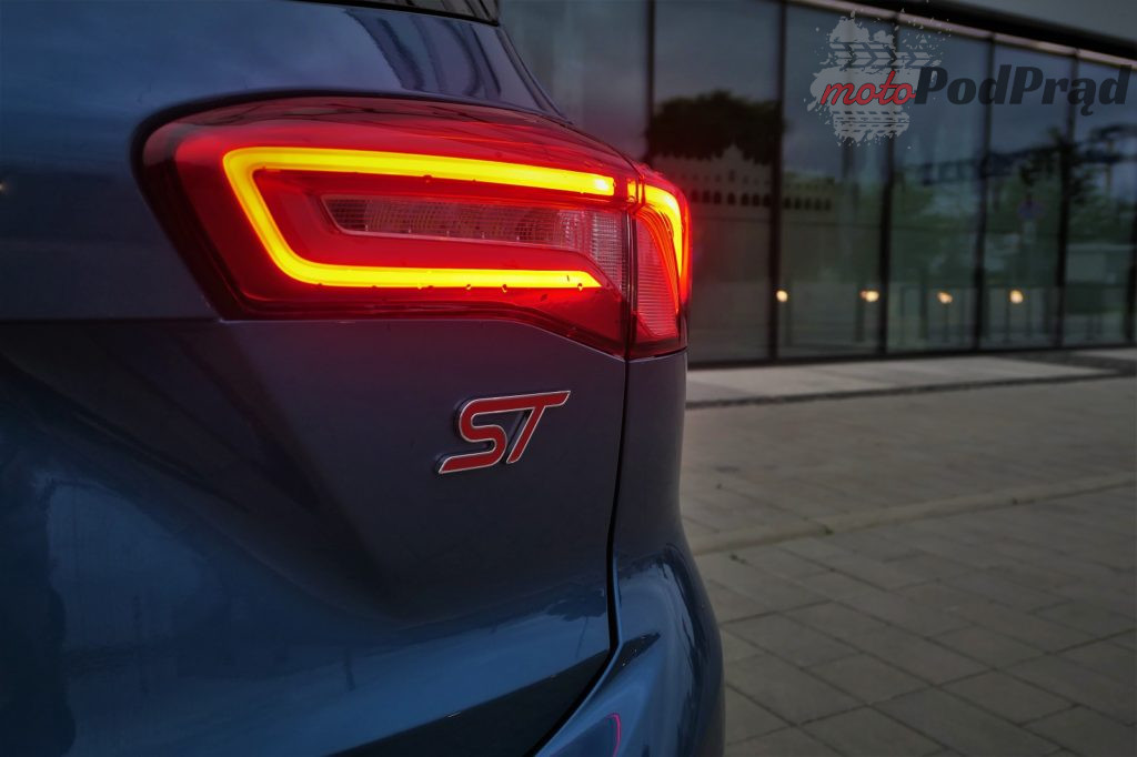 Focus ST diesel 32 1024x682 Test: Ford Focus ST   wysokoprężny hothatch w kombi