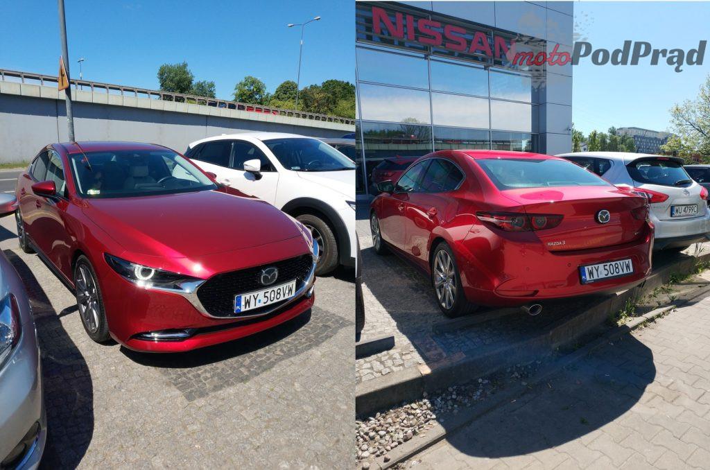 IMG 20200522 113112 1024x678 Test: Mazda 3 sedan Skyactiv X   kompakt bliski ideału