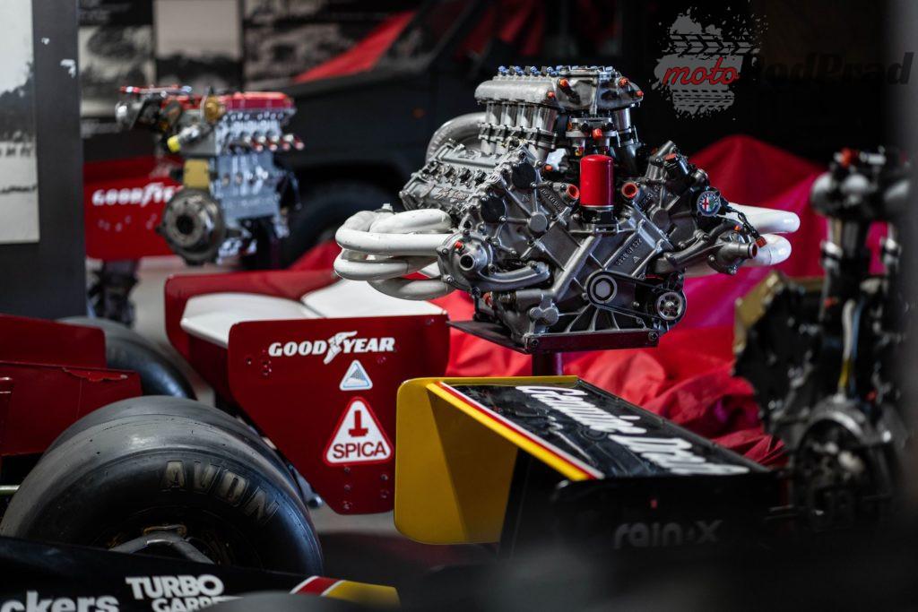 Museo AR   Collection   Formula1 section 1024x683 Alfa Romeo ma już 110 lat!