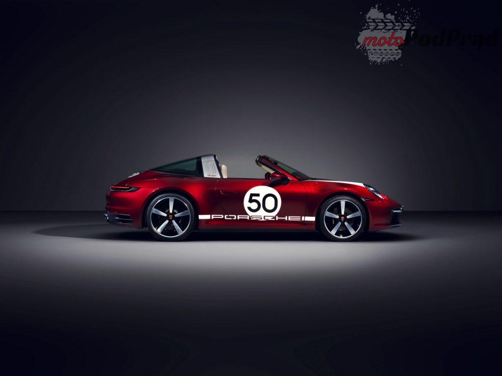 Porsche 911 Targa 4S Heritage Design Edition 5 1024x768
