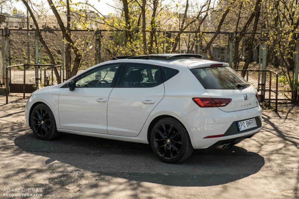 Seat Leon 3 1024x683 Test: Seat Leon III 1.5 TSI 150 KM DSG FR Black Edition   miłe pożegnanie