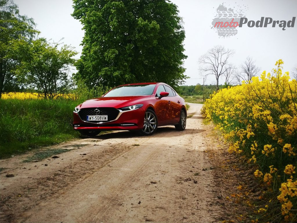 mazda3 1024x768 Test: Mazda 3 sedan Skyactiv X   kompakt bliski ideału