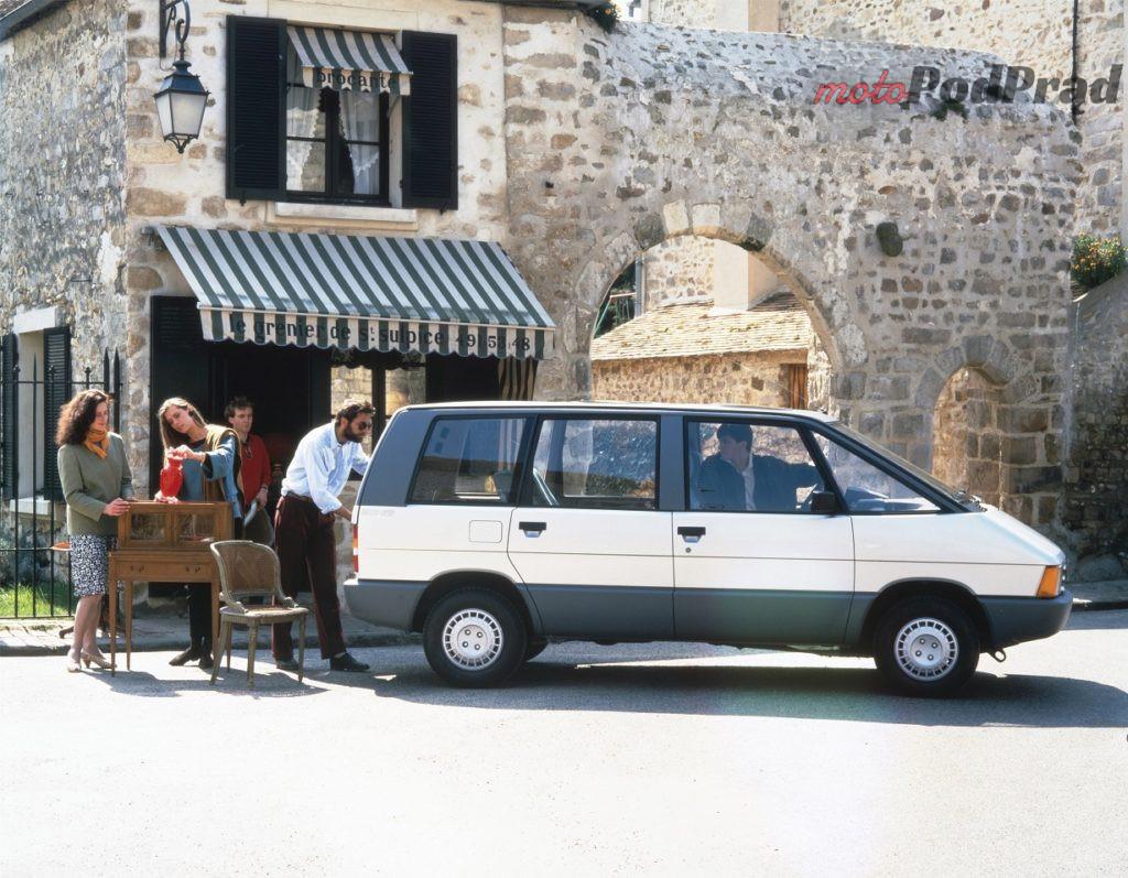 %name Fura na weekend   Renault Espace J11