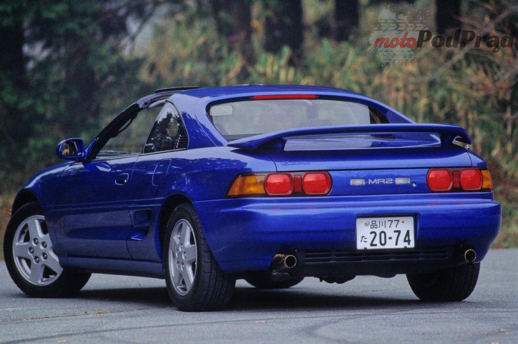 %name Fura na weekend: Toyota MR2 SW20
