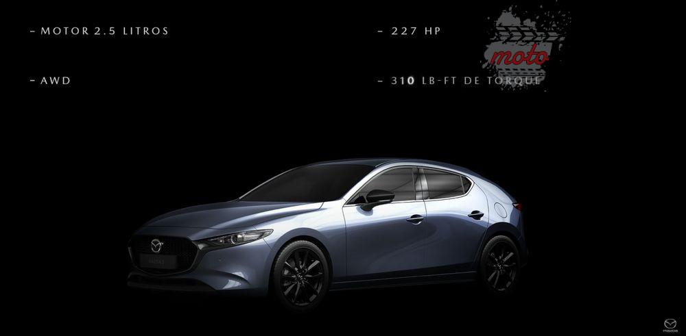 0713160985aea33558575f521a2439f9 Mazda 3 z silnikiem turbo? Za Oceanem tak...