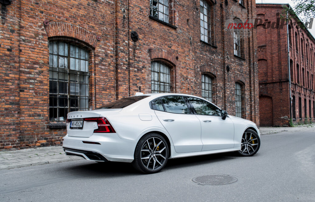 DSC 4499 1024x657 Test: Volvo S60 T8 Polestar Engineered   zimny killer