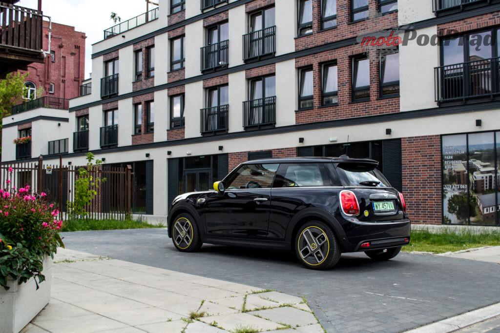 DSC 4576 1024x683 Test: Mini Cooper SE   najfajniejszy w mieście