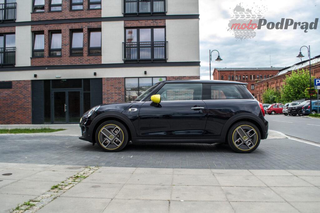 DSC 4578 1024x683 Test: Mini Cooper SE   najfajniejszy w mieście