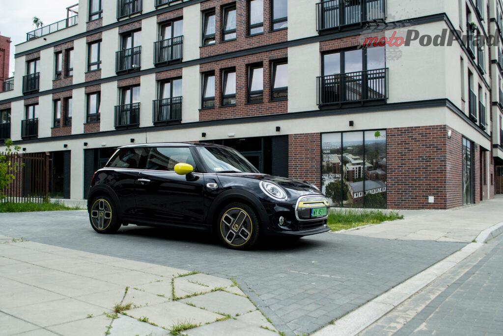 DSC 4581 1024x683 Test: Mini Cooper SE   najfajniejszy w mieście