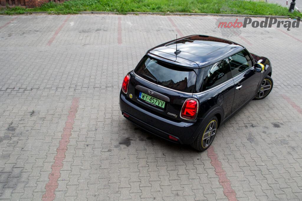 DSC 4586 1024x683 Test: Mini Cooper SE   najfajniejszy w mieście