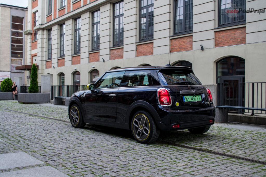 DSC 4596 1024x683 Test: Mini Cooper SE   najfajniejszy w mieście