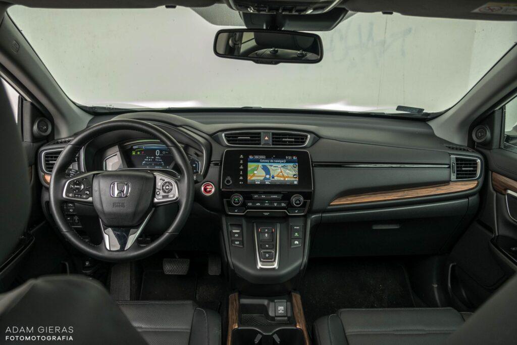 Honda CRV 1 1024x683 Test: Honda CR V Hybrid AWD Executive   wygoda, elegancja, to coś?