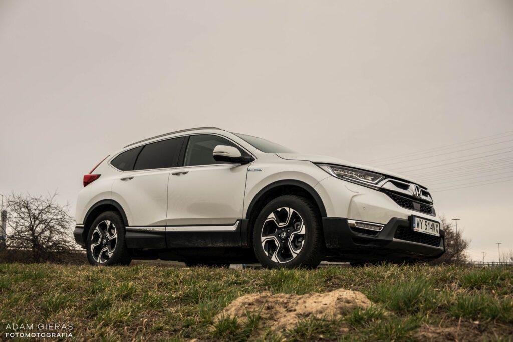 Honda CRV 10 1024x683 Test: Honda CR V Hybrid AWD Executive   wygoda, elegancja, to coś?