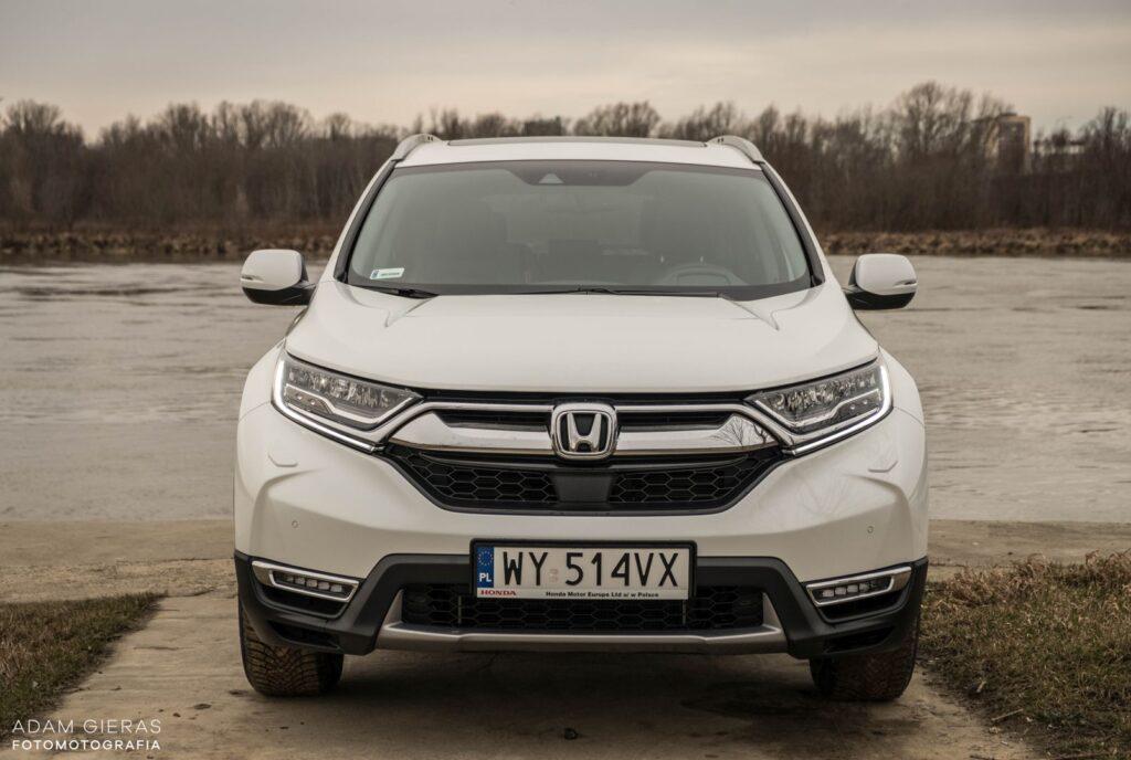 Honda CRV 12 1024x688 Test: Honda CR V Hybrid AWD Executive   wygoda, elegancja, to coś?