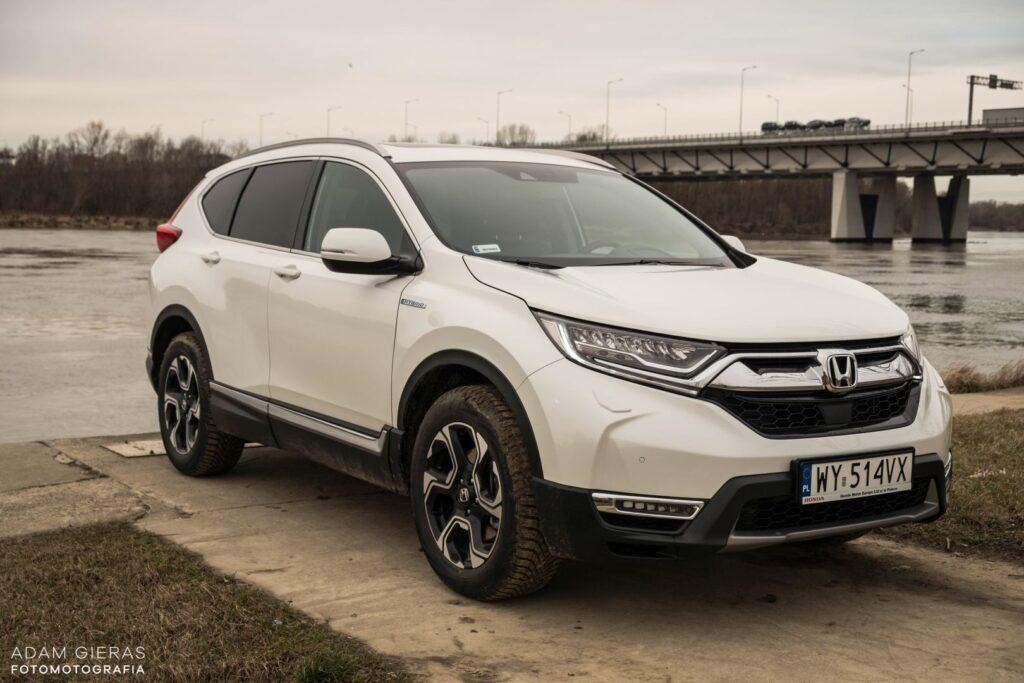 Honda CRV 13 1024x683 Test: Honda CR V Hybrid AWD Executive   wygoda, elegancja, to coś?