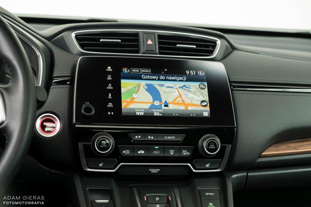 Honda CRV 2 1024x683 Test: Honda CR V Hybrid AWD Executive   wygoda, elegancja, to coś?