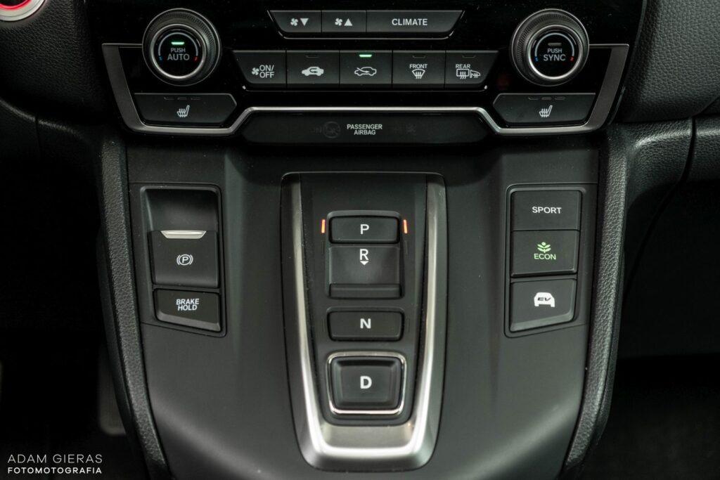 Honda CRV 3 1024x683 Test: Honda CR V Hybrid AWD Executive   wygoda, elegancja, to coś?
