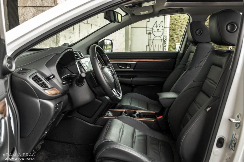 Honda CRV 4 1024x683 Test: Honda CR V Hybrid AWD Executive   wygoda, elegancja, to coś?