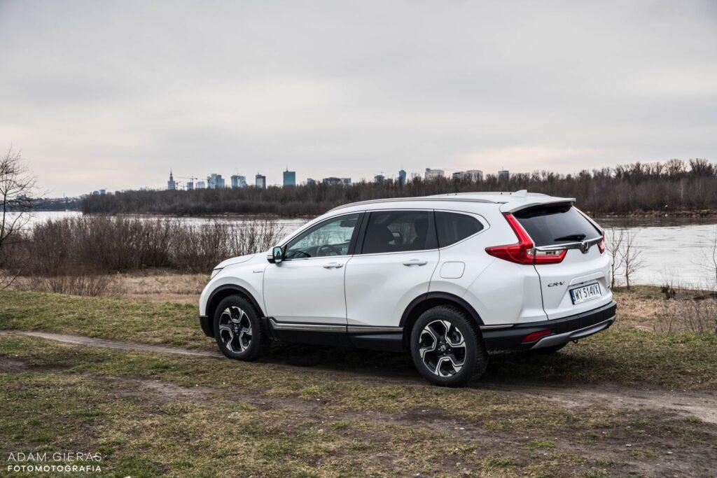 Honda CRV 7 1024x683 Test: Honda CR V Hybrid AWD Executive   wygoda, elegancja, to coś?