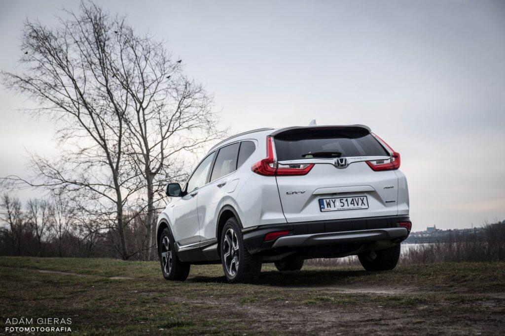 Honda CRV 8 1024x683 Test: Honda CR V Hybrid AWD Executive   wygoda, elegancja, to coś?