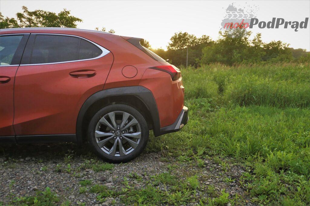 Lexus UX200 1 1024x682 Test: Lexus UX 200   uzupełnienie gamy
