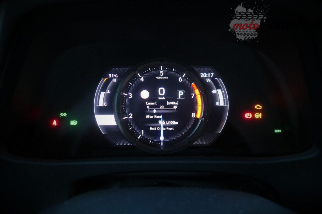 Lexus UX200 17 1024x682 Test: Lexus UX 200   uzupełnienie gamy